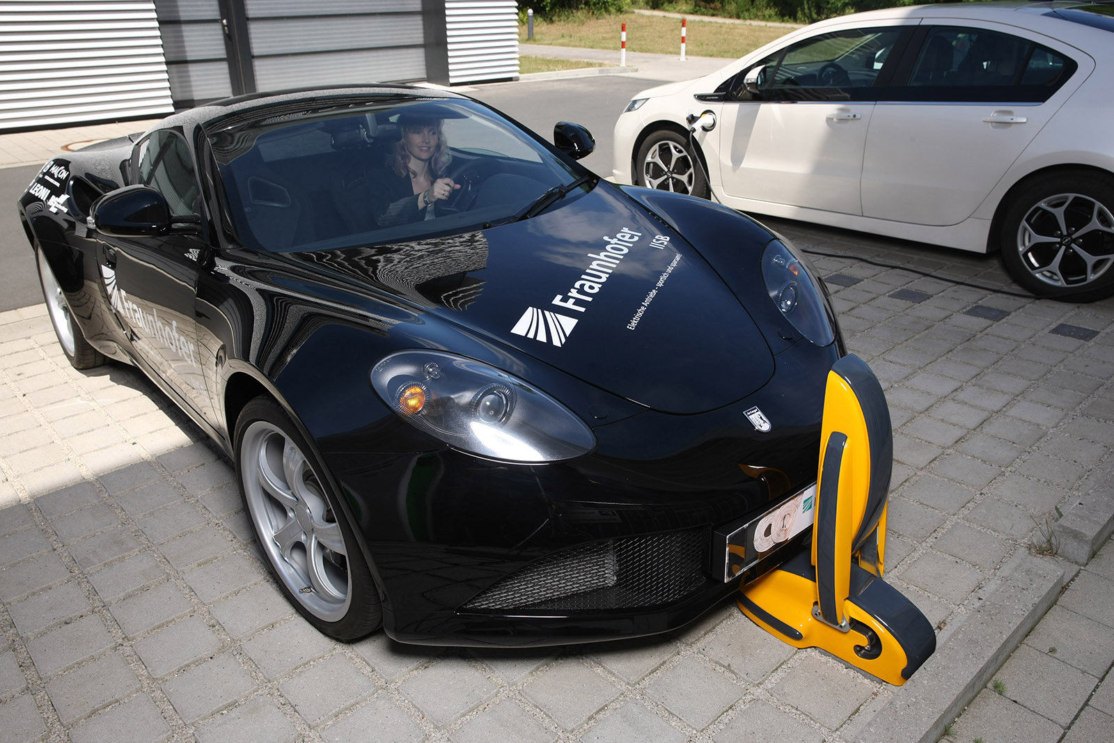 Inductive Charging Cars Charging Electric Cars by