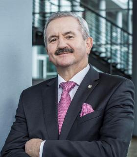 Prof. Dr.-Ing. habil. Reimund Neugebauer, Präsident der Fraunhofer-Gesellschaft e.V.